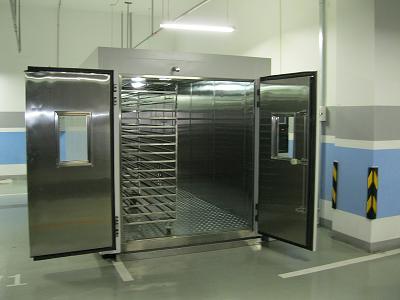 专业定制步入式试验室 从立项到验收过关斩将